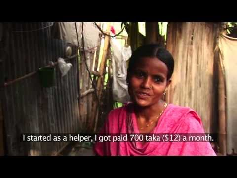 """The Machinists"" Film About Bangladeshi Garment Workers"
