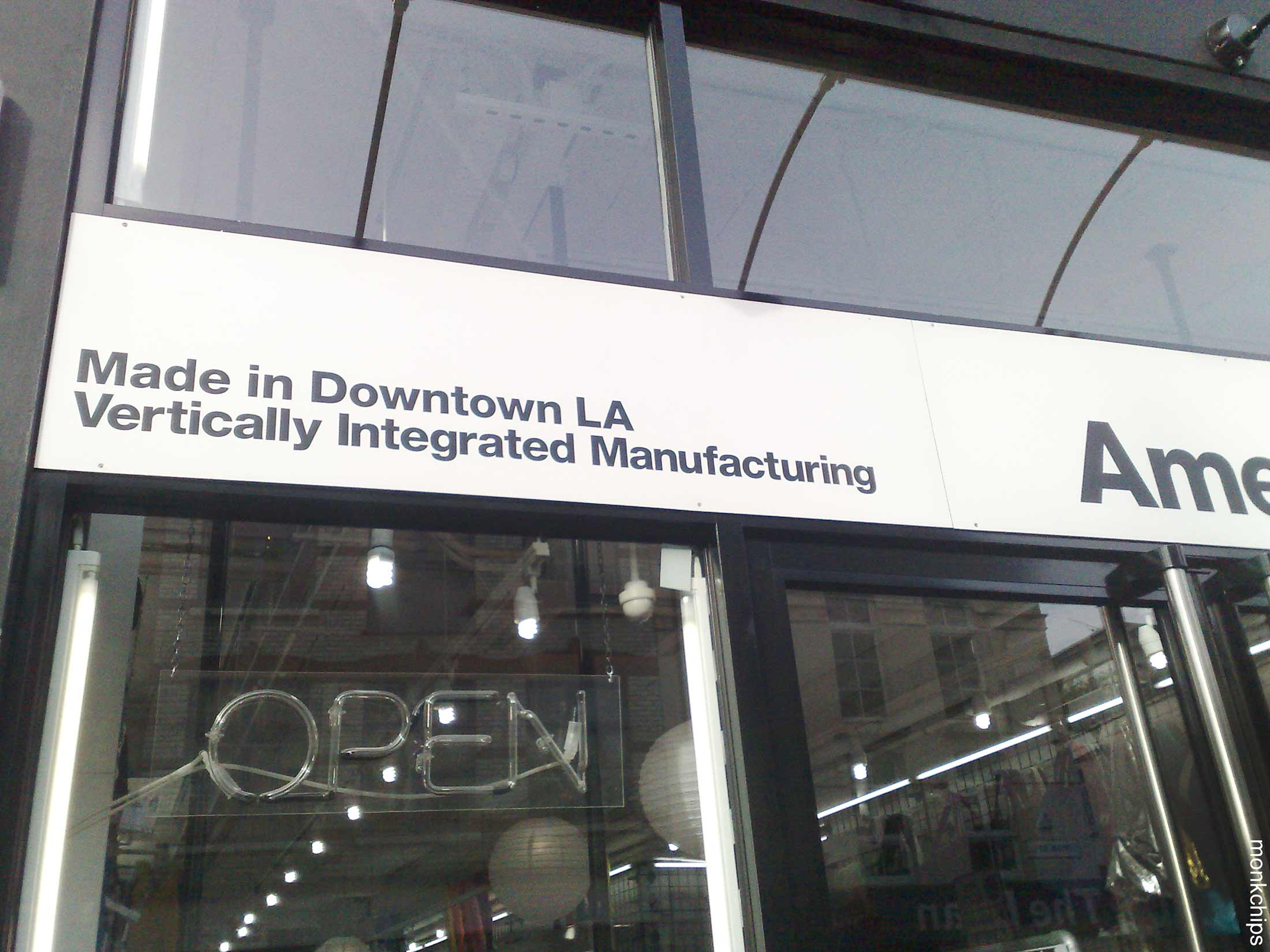 Goodbye American Apparel – Hello Sweatshop Offender