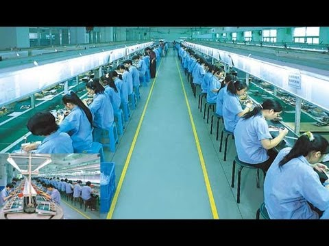 Apple-Foxconn… iSlave