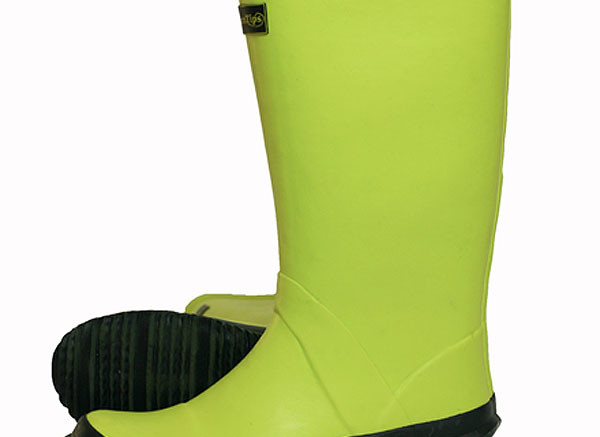 Green Tips all-natural vegan rubber boots from Autonomie Project