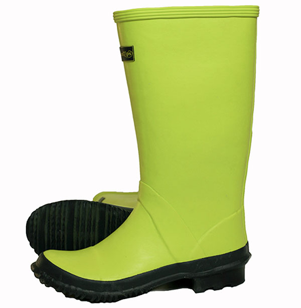 Win a Pair of Green Tips Vegan/Fair Trade Rubber Boots from Autonomie!
