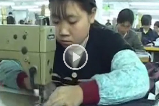 Watch China Blue Sweatshop Documentary For Free