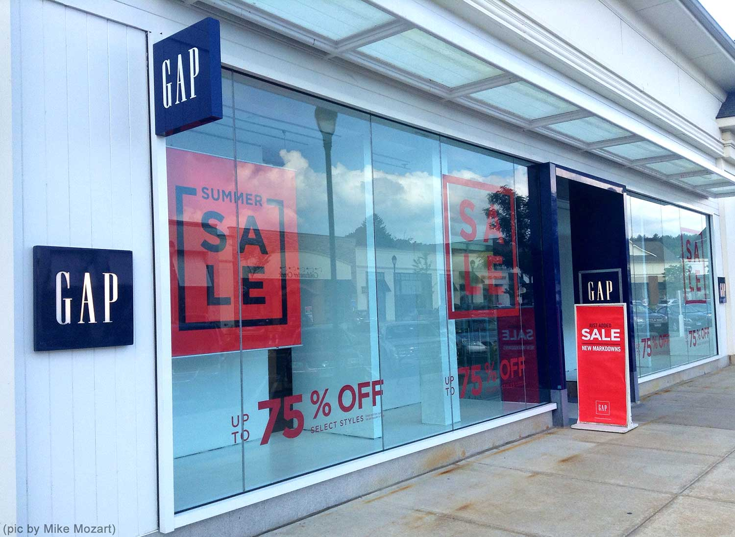 Gap, Old Navy, Banana Republic Sweatshop News