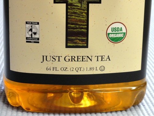 Honest Tea offers organic fair-trade certified bottled teas and other drinks
