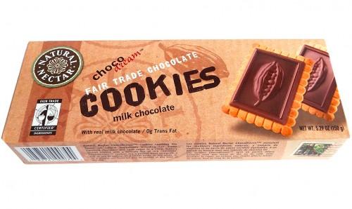 Natural Nectar Fair Trade Choco Dream Cookies