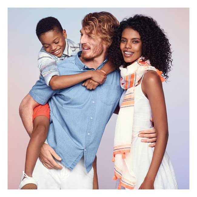 Old Navy Interracial Ad Bad, But Sweatshops Are Ok